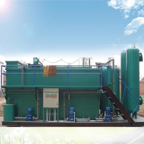 用于印染和化工废水处理构筑物
